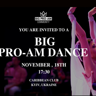 BIG ProAm Dance Show в Caribbean Club