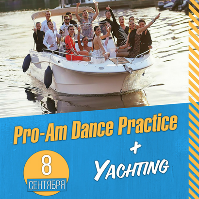 Pro-Am Practice+Yachting