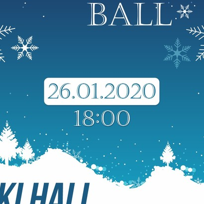BIG Pro-Am Dance. Winter Ball